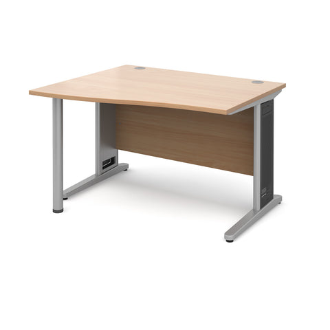 Largo Wave Desk - Zilo Furniture