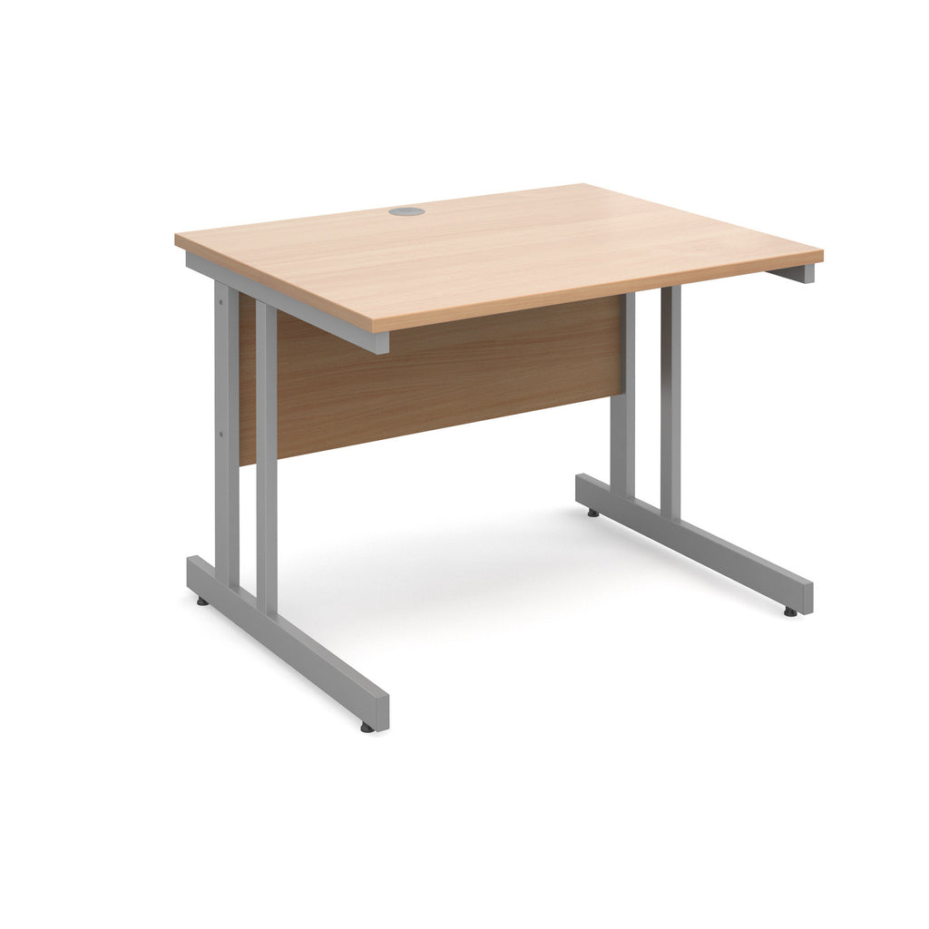 Momento Straight Desk - Zilo Furniture
