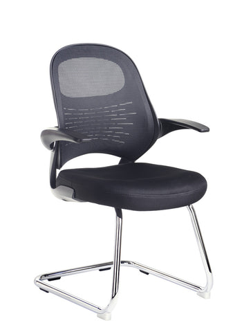 Orion Mesh Cantilever Chair - Zilo Furniture