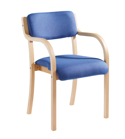 Wood Frame Stack Chair - Zilo Furniture