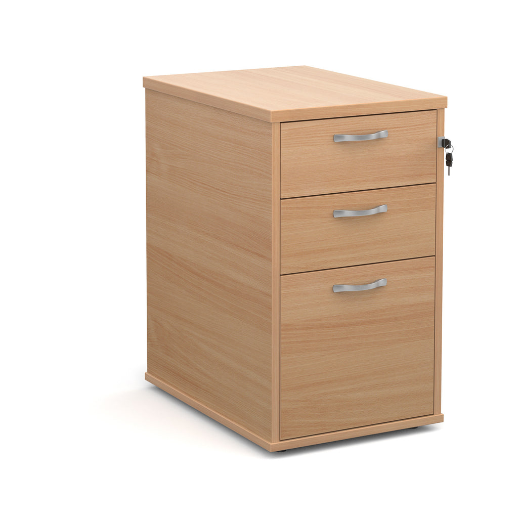 Desk High 3 Drawer Pedestal - Zilo Furniture