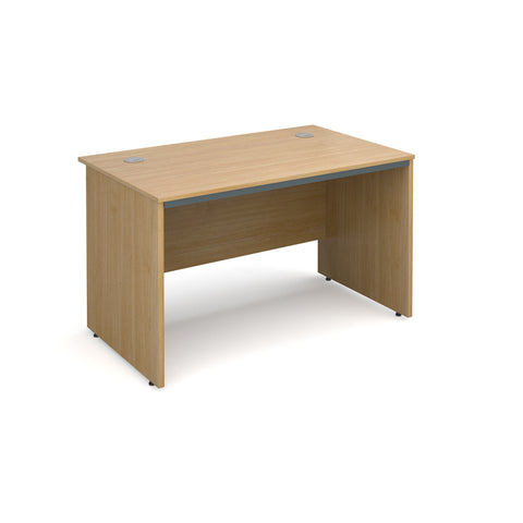 Maestro Straight Panel End Desk - Zilo Furniture