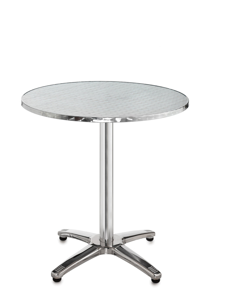 Aluminium Outdoor Round Table - Zilo Furniture