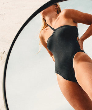 COAL Scallop One Piece
