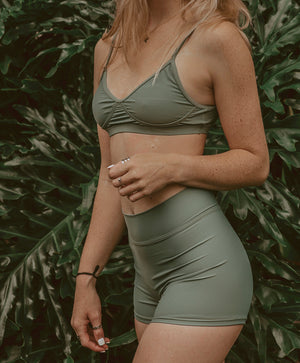 Bike Short - army