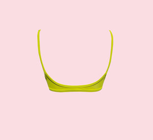 Teardrop crop - limonada