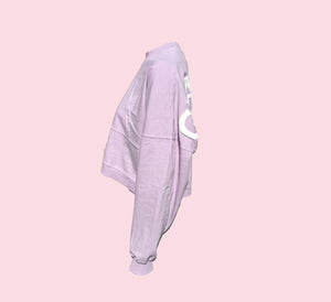 Mauve T-Sweat