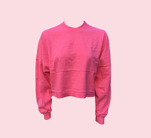 Sweater - pink