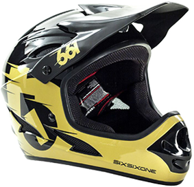 SIX SIX ONE COMP HELMET - Sale 10%