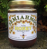 1kg Honey Jar