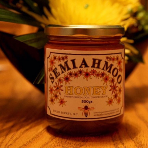 500g Honey Jar