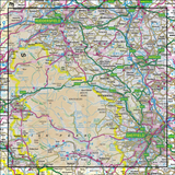 110  Sheffield & Huddersfield Glossop & Holmfirth - Anquet Maps