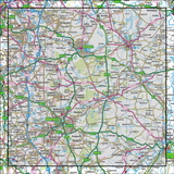 120 Mansfield & Worksop Sherwood Forest - Anquet Maps