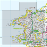 157 St David's & Haverfordwest - Anquet Maps