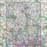 166 Luton & Hertford Hitchin & St Albans - Anquet Maps