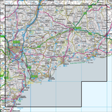 192 Exeter & Sidmouth Exmouth & Teignmouth - Anquet Maps