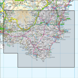 200 Newquay & Bodmin Camelford & St Austell - Anquet Maps
