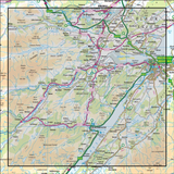 26 Inverness & Loch Ness Strathglass - Anquet Maps