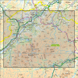 36 Grantown & Aviemore Cairngorm Mountains - Anquet Maps