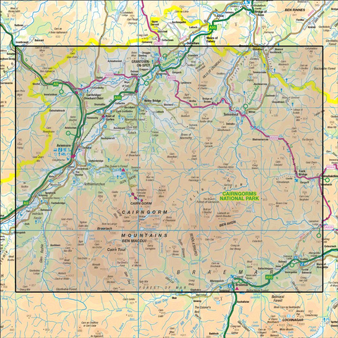 36 Grantown & Aviemore Cairngorm Mountains - anquet.myshopify.com