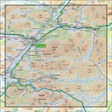 41 Ben Nevis Fort William & Glen Coe - Anquet Maps