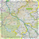 80 Cheviot Hills & Kielder Water - Anquet Maps