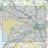 85 Carlisle & Solway Firth Gretna Green - Anquet Maps