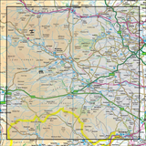 92 Barnard Castle & Richmond Teesdale - Anquet Maps