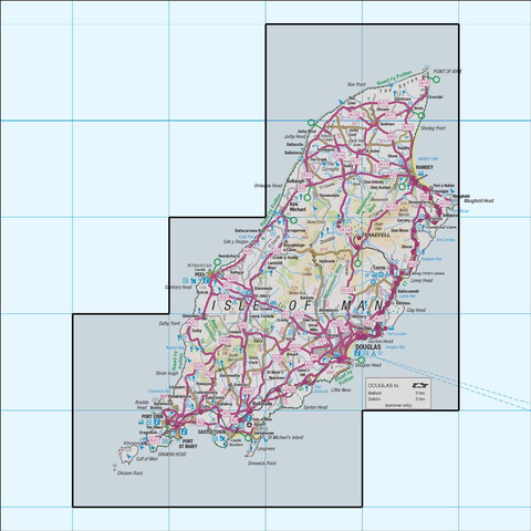 95 Isle of Man - Anquet Maps