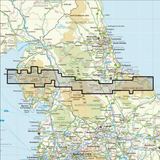 Coast to Coast (Wainwright) - Anquet Maps