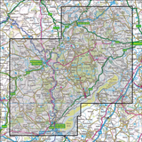 OL14 Wye Valley & Forest of Dean - Anquet Maps
