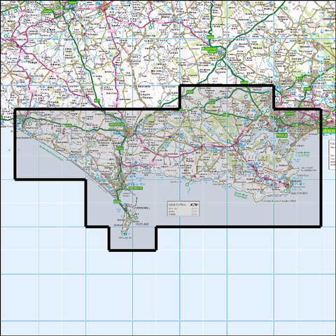 OL15 Purbeck & South Dorset Historical Mapping