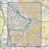 OL19 Howgill Fells & Upper Eden Valley - OSVMLC