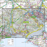 OL22 New Forest - Anquet Maps
