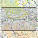 OL43 Hadrians Wall Historical Mapping - Anquet Maps