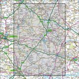 OL45 The Cotswolds - Anquet Maps