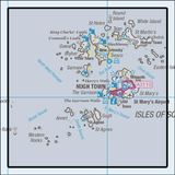 101 Isles of Scilly Historical Mapping - Anquet Maps