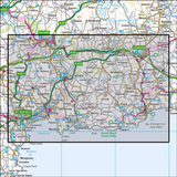107 St Austell & Liskeard Historical Mapping - Anquet Maps