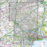 118 Shaftesbury & Cranborne Chase Historical Mapping - Anquet Maps