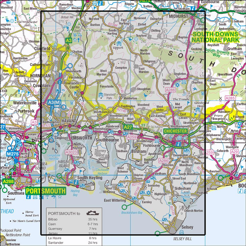 120 Chichester Historical Mapping - Anquet Maps
