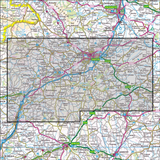 128 Taunton & Blackdown Hills Historical Mapping - Anquet Maps