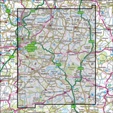 136 High Weald Historical Mapping - Anquet Maps