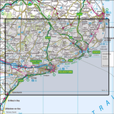138 Dover, Folkestone & Hythe Historical Mapping - Anquet Maps