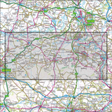 170 Abingdon, Wantage & Vale of White Horse - OSVMLC - Anquet Maps