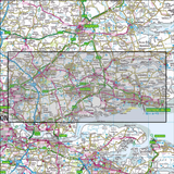 175 Southend-on-Sea & Basildon Historical Mapping - Anquet Maps