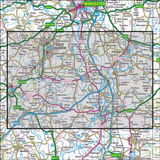 190 Malvern Hills & Bredon Hill Historical Mapping - Anquet Maps