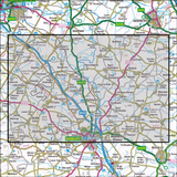 206 Edge Hill & Fenny Compton Historical Mapping - Anquet Maps