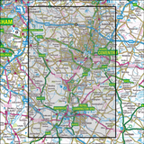 221 Coventry & Warwick Historical Mapping - Anquet Maps