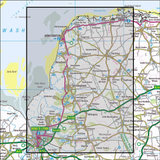 250 Norfolk Coast West Historical Mapping - Anquet Maps