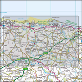 251 Norfolk Coast Central - Anquet Maps